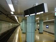 駅発着時の安全確保