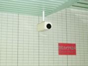 防犯カメラの設置2